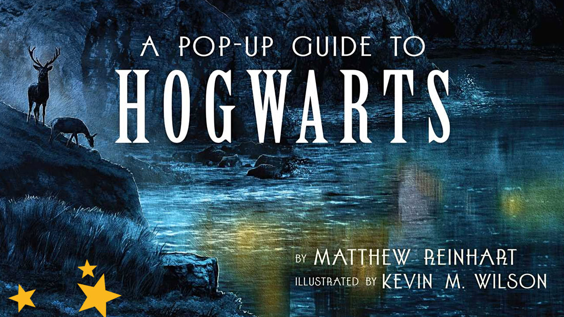 Harry Potter Book Guide : News about the pop up book harry potter a guide to
