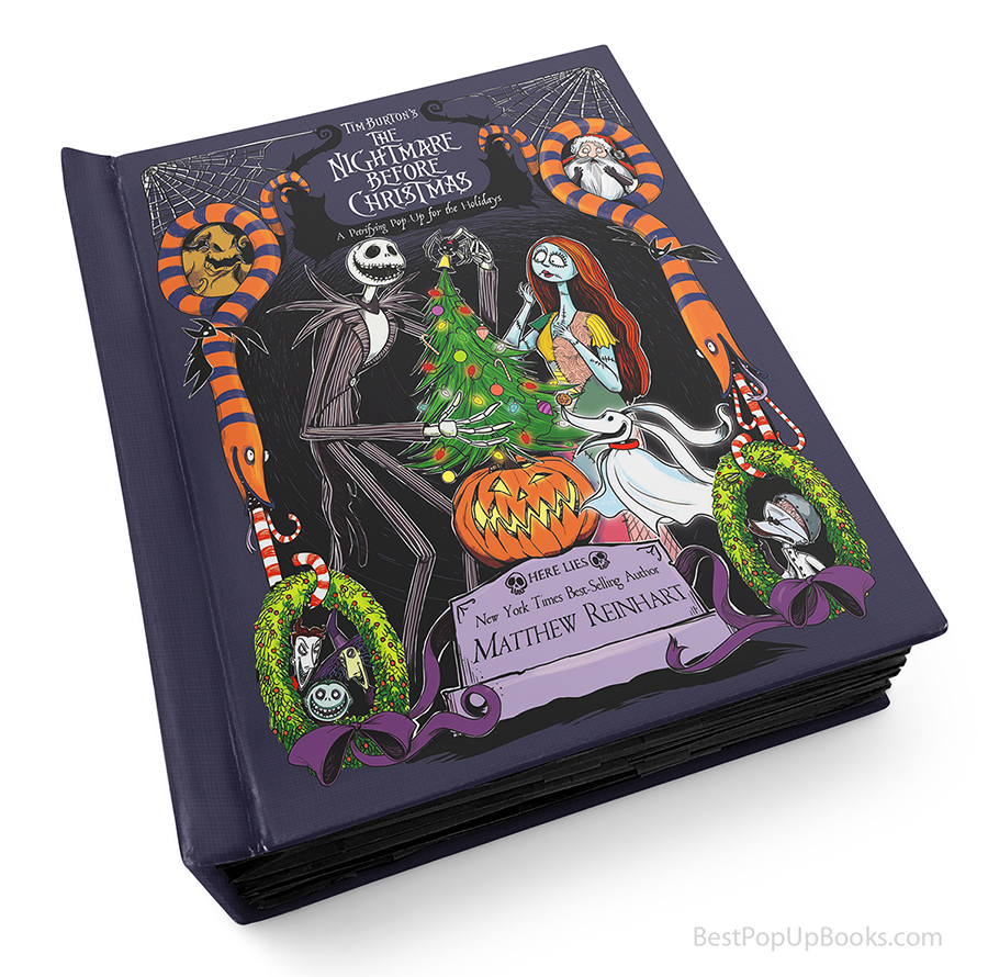 The Nightmare Before Christmas Pop-Up