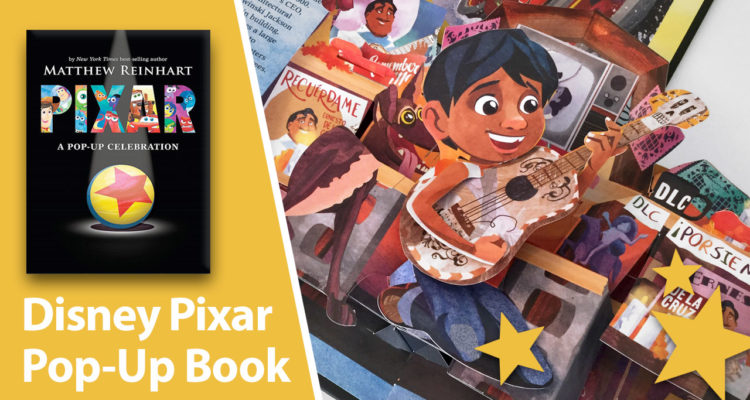 Pixar Pop-Up Book
