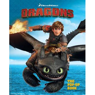 Dragons Pop-Up Book