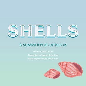 Shells Summer Pop-Up Book