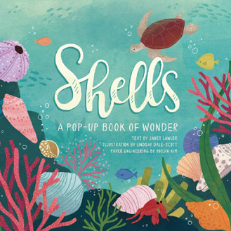 Shells Summer Pop-Up Book