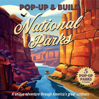Pop-Up & Build: National Parks