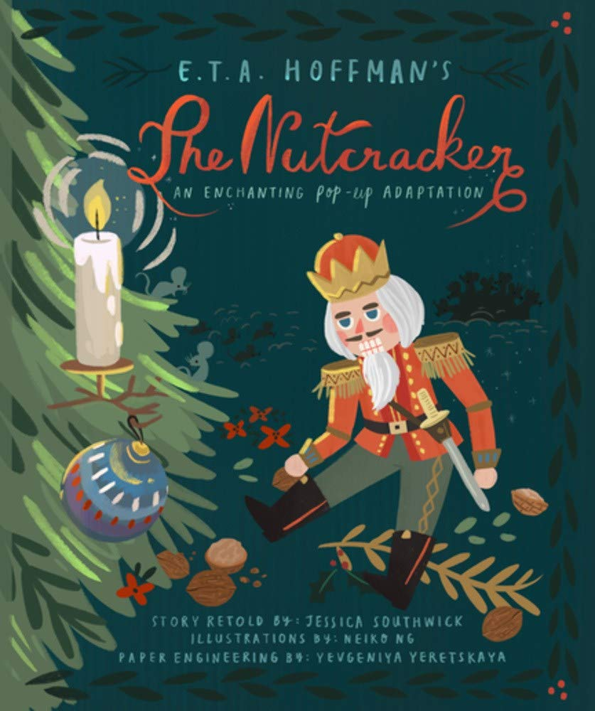The Nutcracker Pop-Up Book