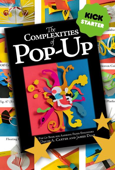 Complexities of Pop-Up Book