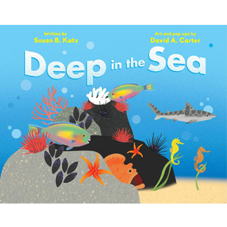 Deep in the Sea pop-up